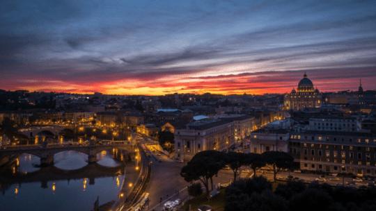 Как добраться из и в аэропорт Рима