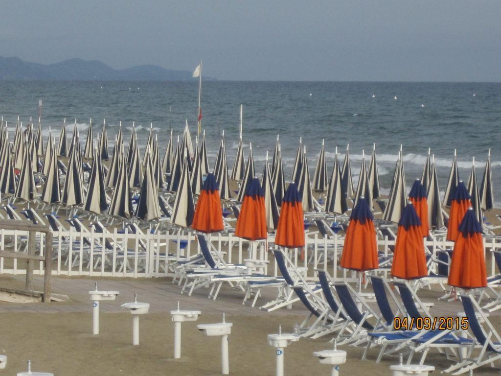 Пляж Террачины