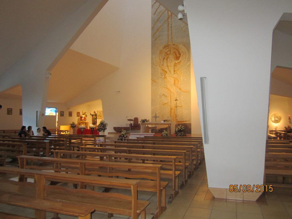 Церковь в Сперлонге
