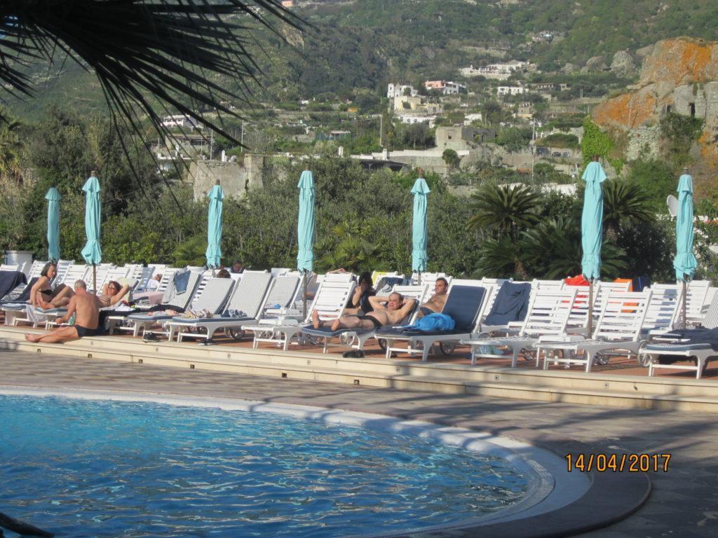 Искья. Форио. Hotel Parco Maria Terme
