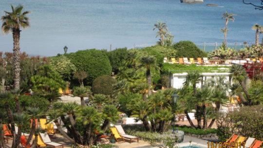 Отдых на острове Искья в апреле. Лечение в термальных источниках.