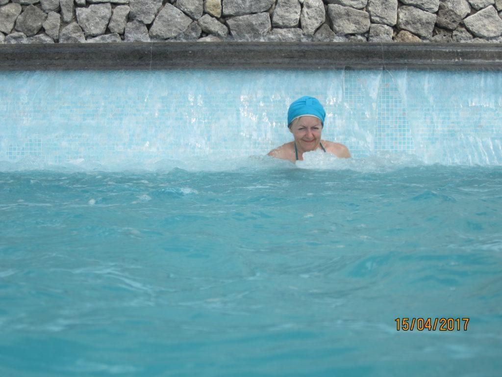 Сады Посейдона.Один из бассейнов