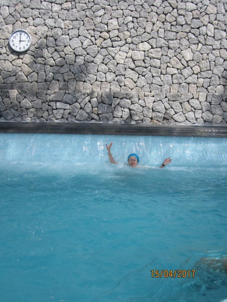 Сады Посейдона. Один из бассейнов