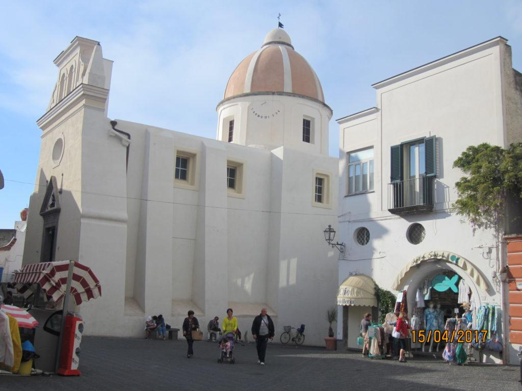 церковь Сан Гаэтано. Форио