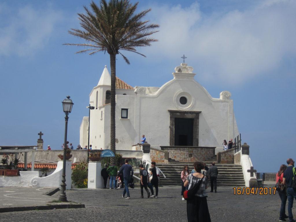 Церковь Соккорсо (Chiesa del Soccorso) Форио.