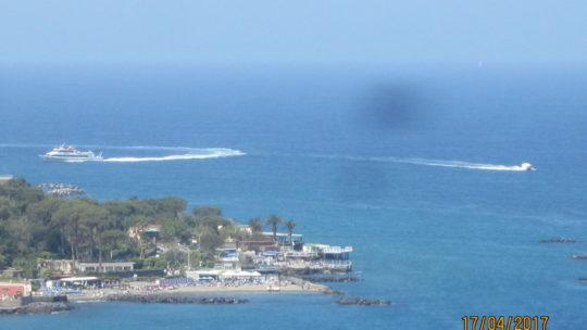 Отзывы об отдыхе на острове Искья в апреле. Искья-Понто.