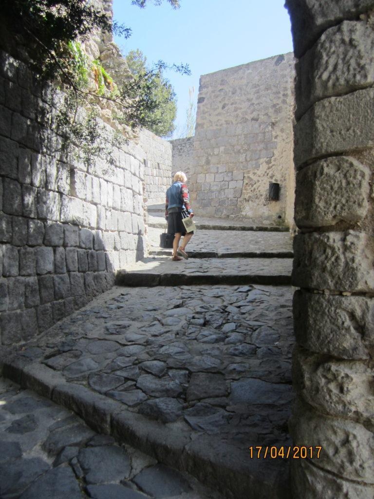 Арагонский замок.
