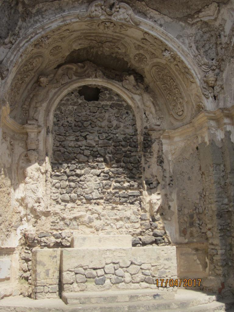 Арагонский замок. История.
