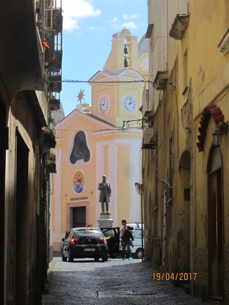Прочида. Церковь Санта-Мария- Делла -Пьета