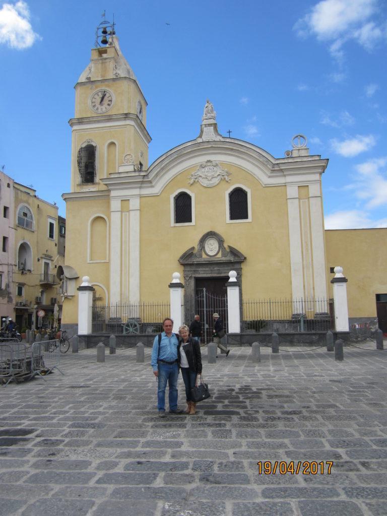 Церковь Санта-Мария Делла Пьета