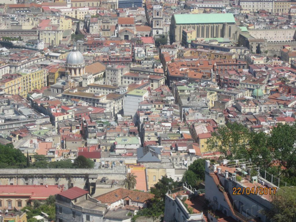 Неаполь.Увидеть и...умереть.