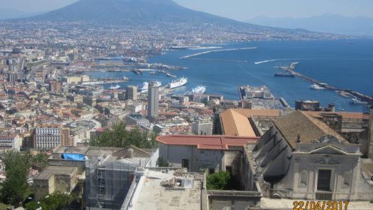 Увидеть Неаполь и…умереть. Италия.
