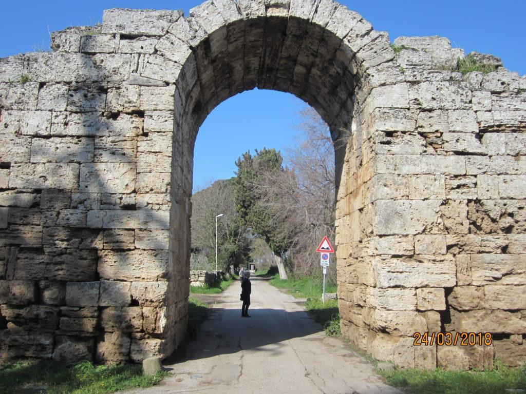 Пестум (Paestum).