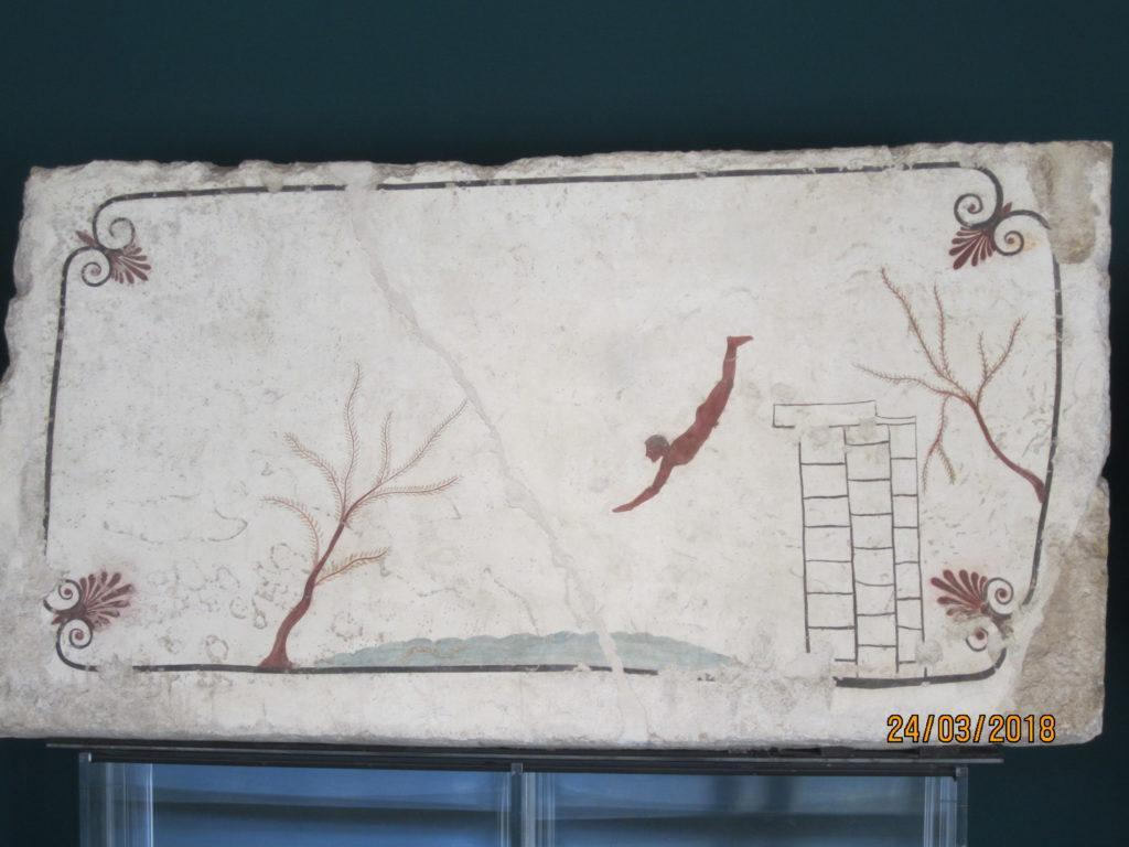 Пестум (Paestum). Музей.