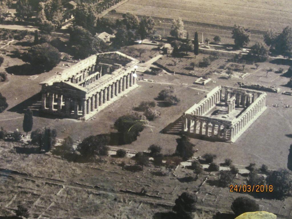 Пестум (Paestum). Долина храмов.