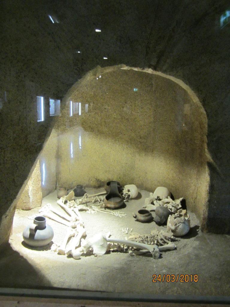 Пестум (Paestum). В Музее.