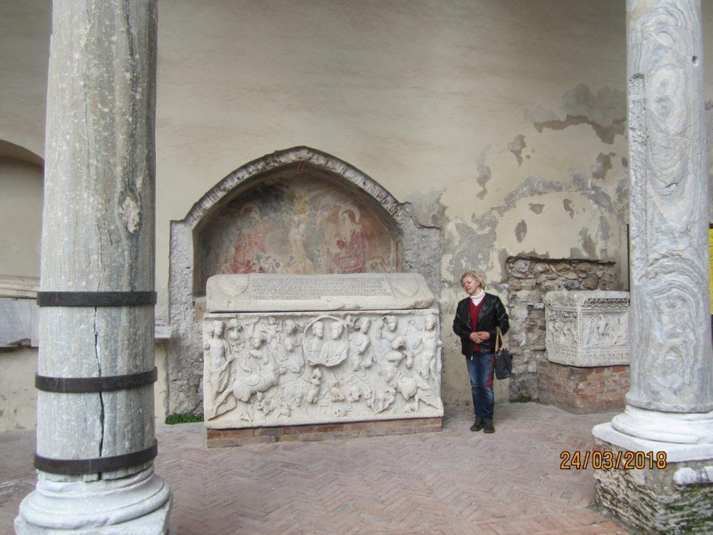 Салерно.Собор Святого Матвея.