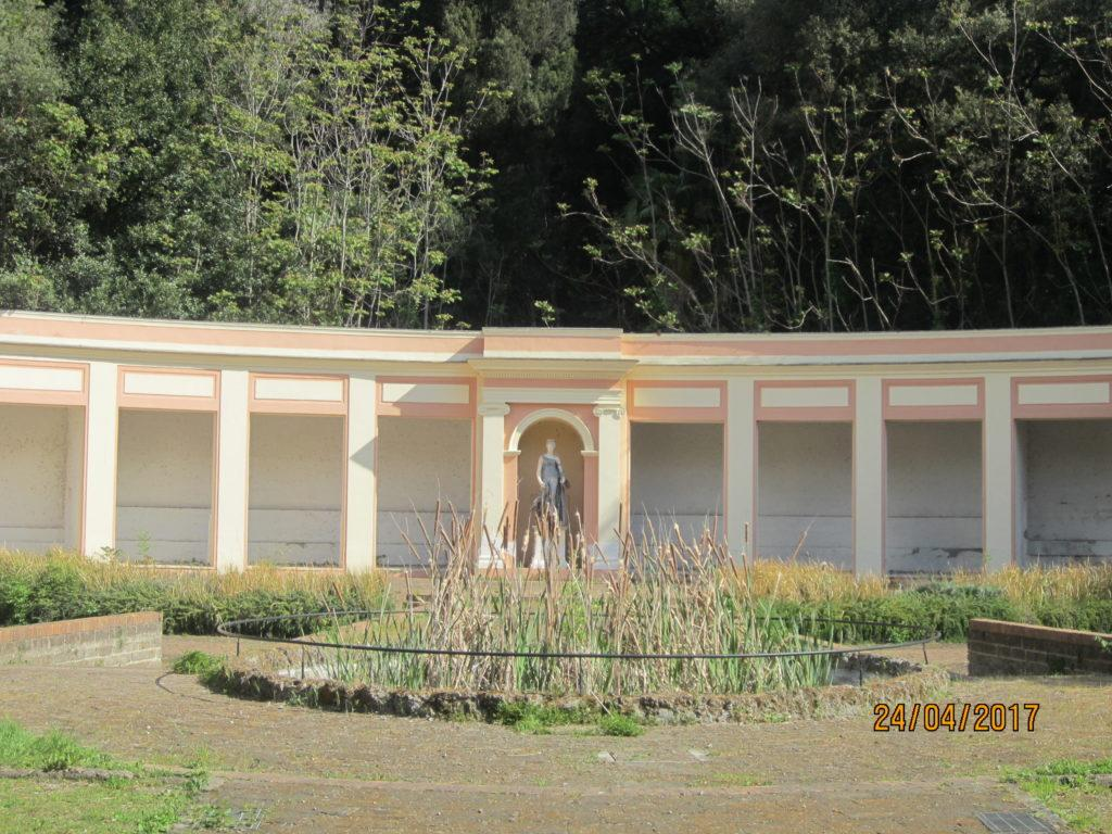 Садово-парковый комплекс Казерта.