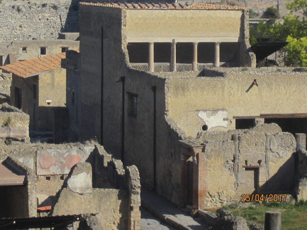 Геркуланум (Ercolano). Италия.