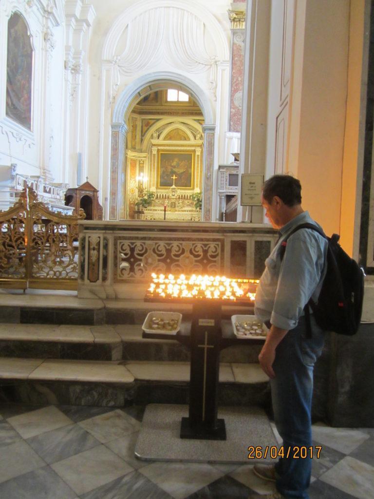 Амальфи. Собор Св.Андрея Первозванного. Италия