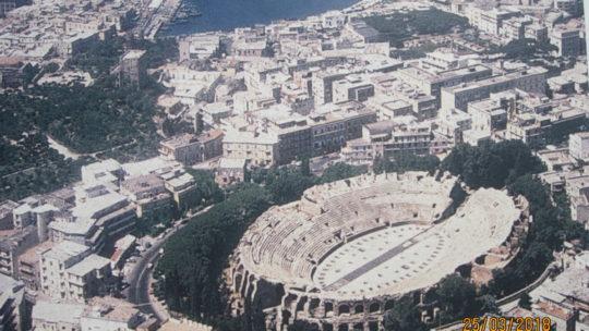 Окрестности Неаполя  —Поццуоли. Вулкан Сольфатара. Амфитеатр Флавия, Храм Сераписа.