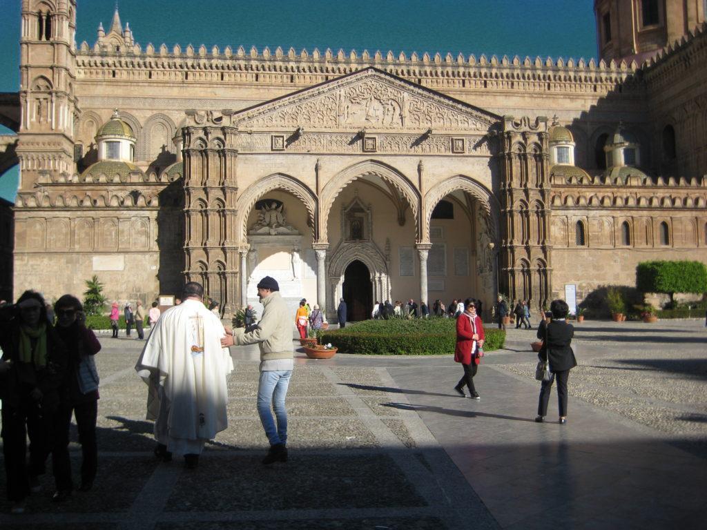 Кафедральный собор архиепархии Палермо (Сицилия)