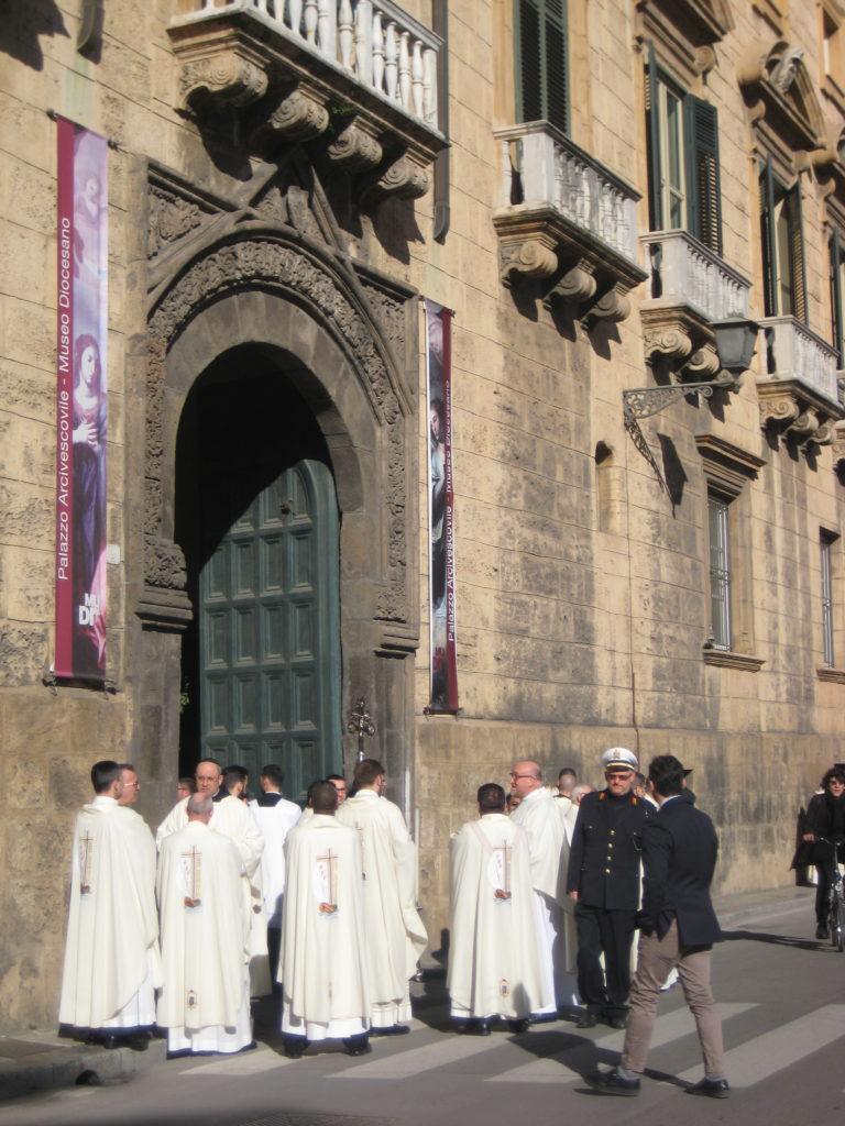 Кафедральный собор Палермо (Сицилия)
