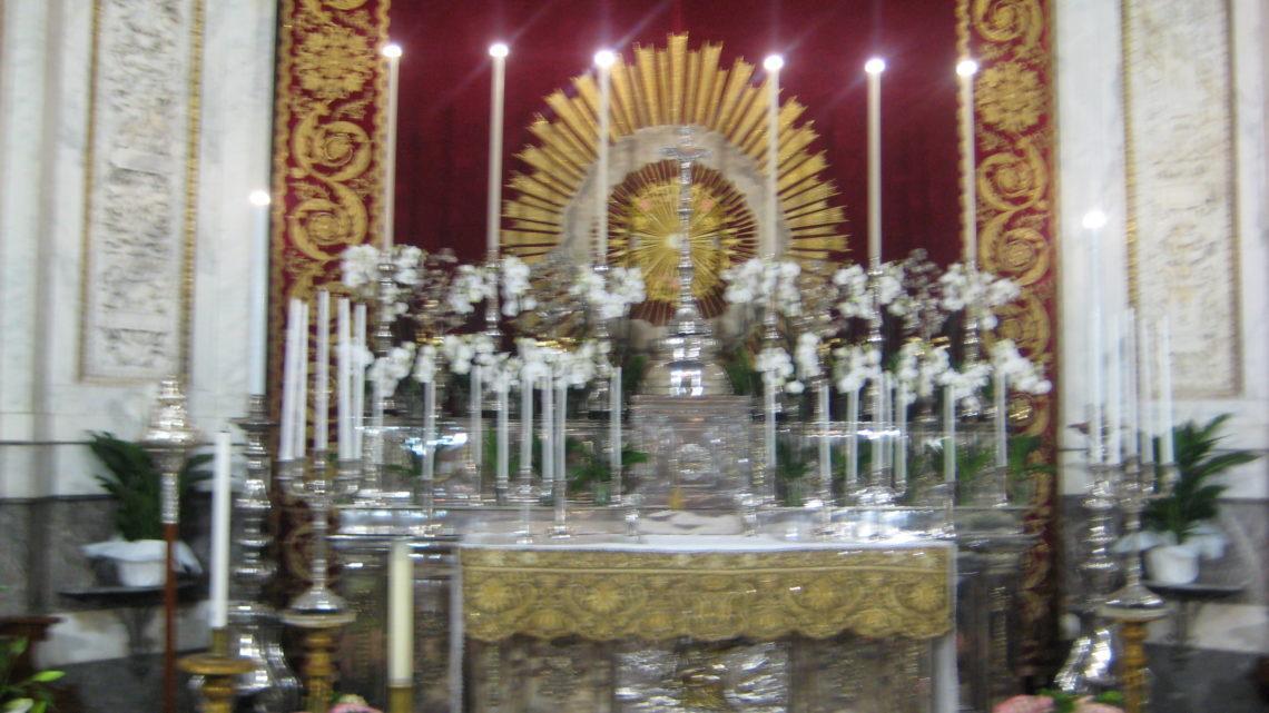 Пасхальное Воскресение в Палермо. Продолжение.