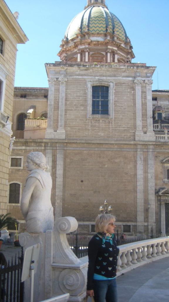 Церковь Сан-Джузеппе-деи-Театини. Палермо