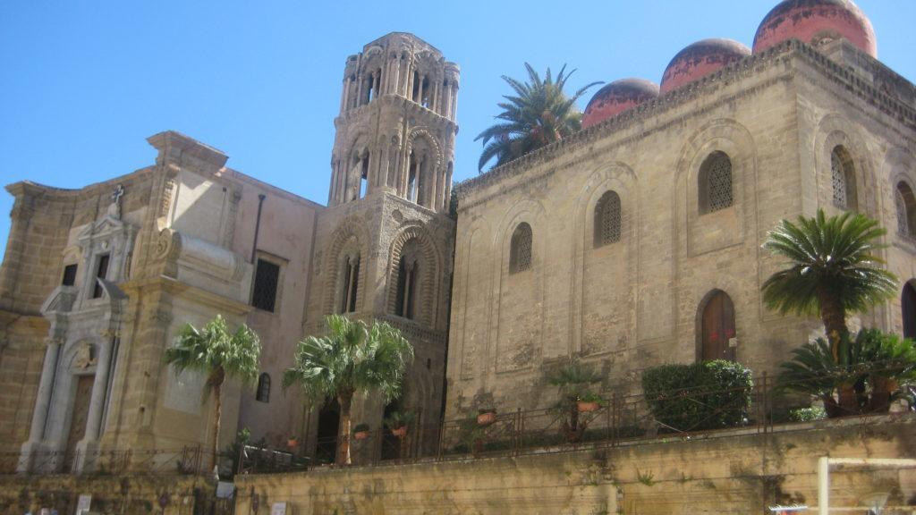 Церковь Ла Мартонара. Палермо
