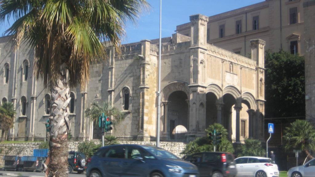 Палермо. Chiesa di Santa Maria della Catena