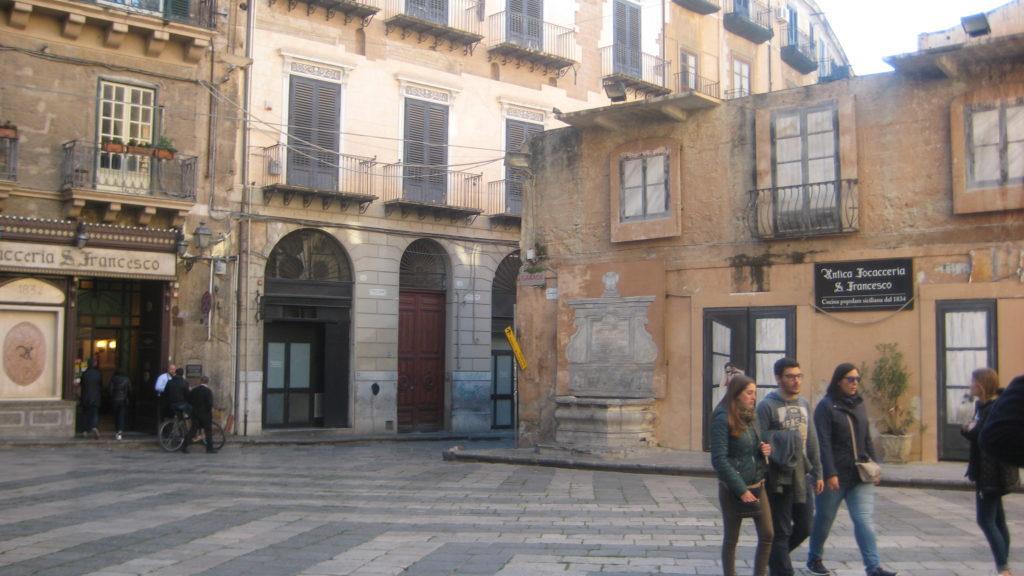 "Palermo ""dell'Antica Focacceria San Francesco"""