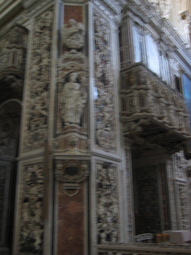 Церковь Джезу. Палермо.