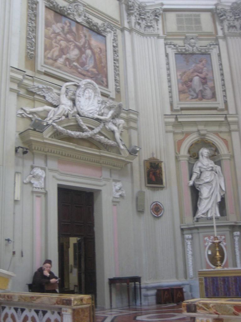 Капелла Святого Лаврентия (Oratorio di San Lorenzo)