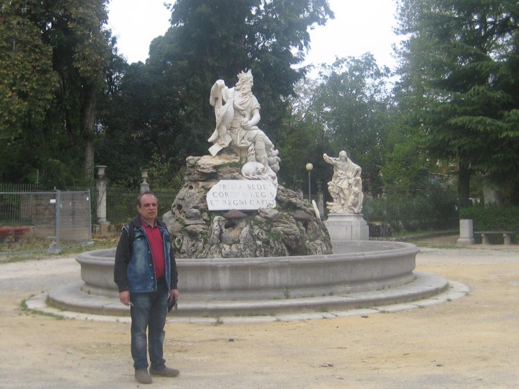 Палермо. Вилла Джулия (Villa Giulia)