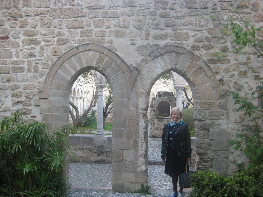 Палермо. Сан Джовании дельи Эремети (San Giovanni degli Eremiti)