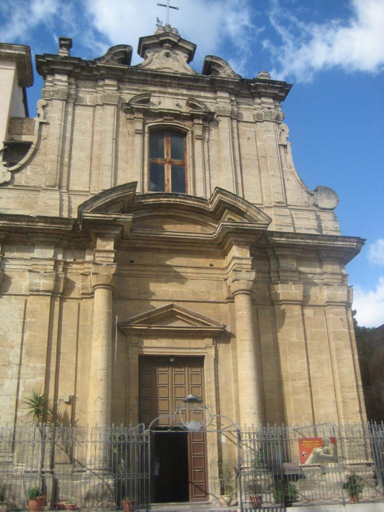 Палермо.Церковь Сан-Джузеппе-ин-Кафассо