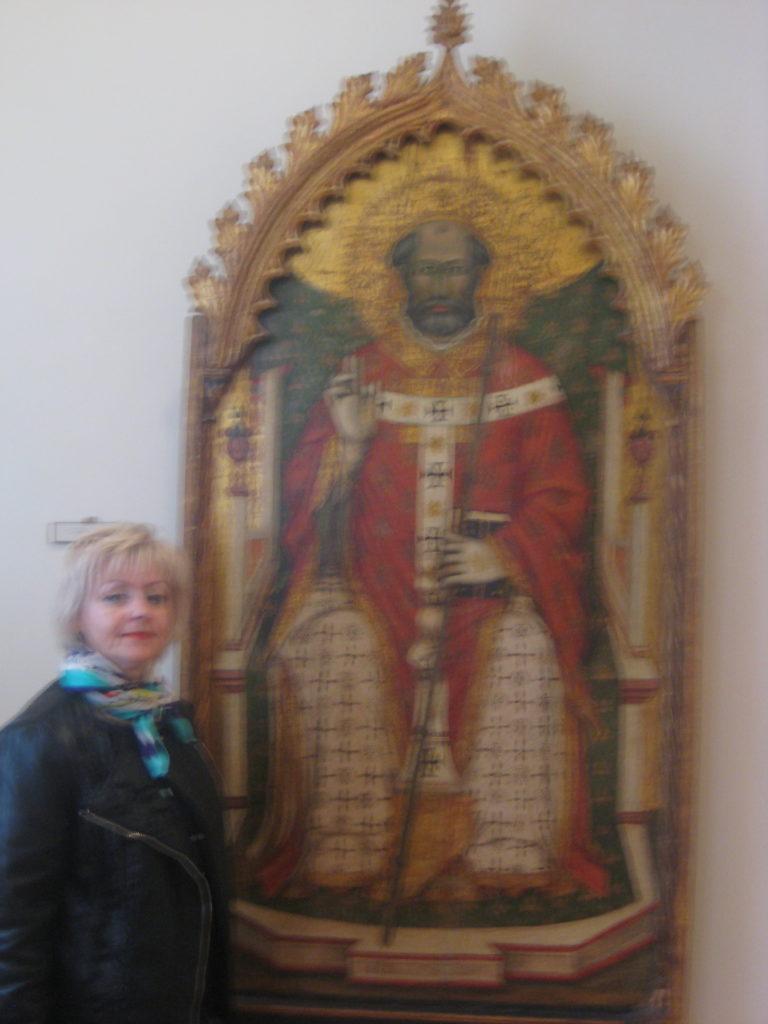Палермо. Музей Palazzo Abatellis