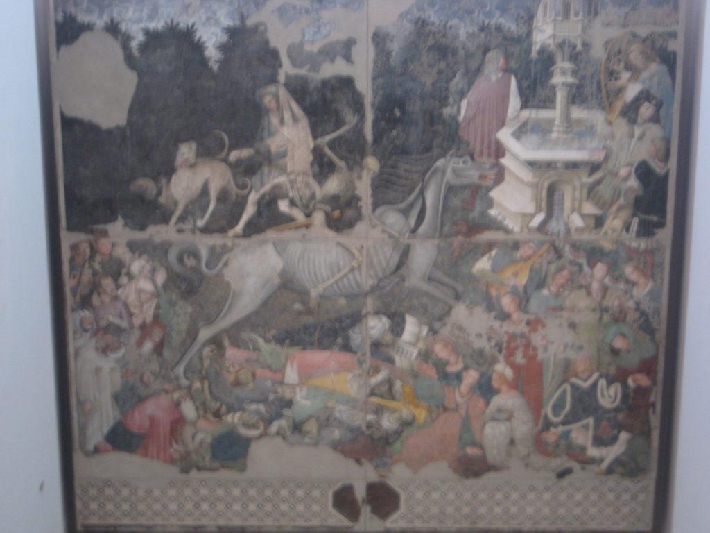 Палермо. Художественный музей Palazzi Abalellis