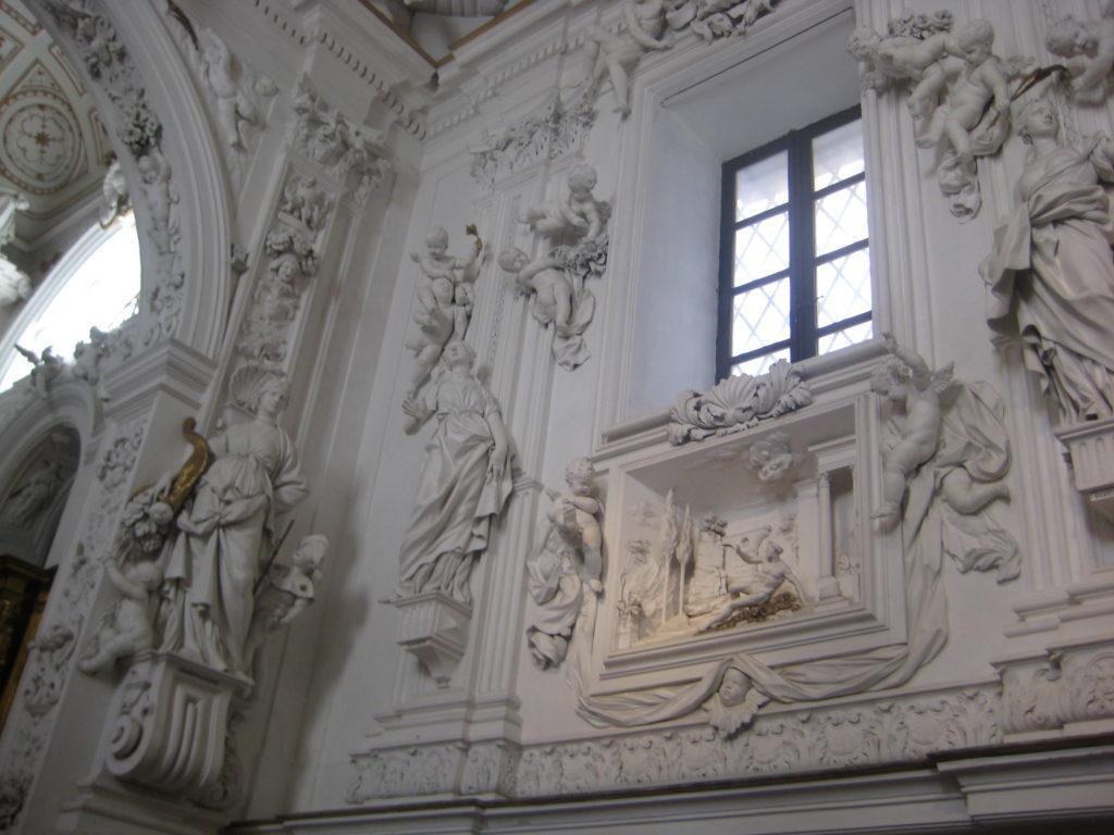 Палермо. Оратория Сан-Лоренцо.