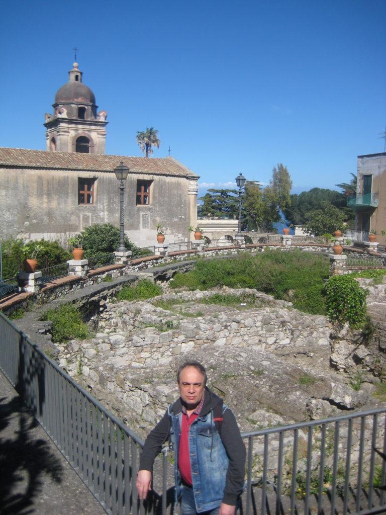 Таормина. Chiesa di San Pancrazio