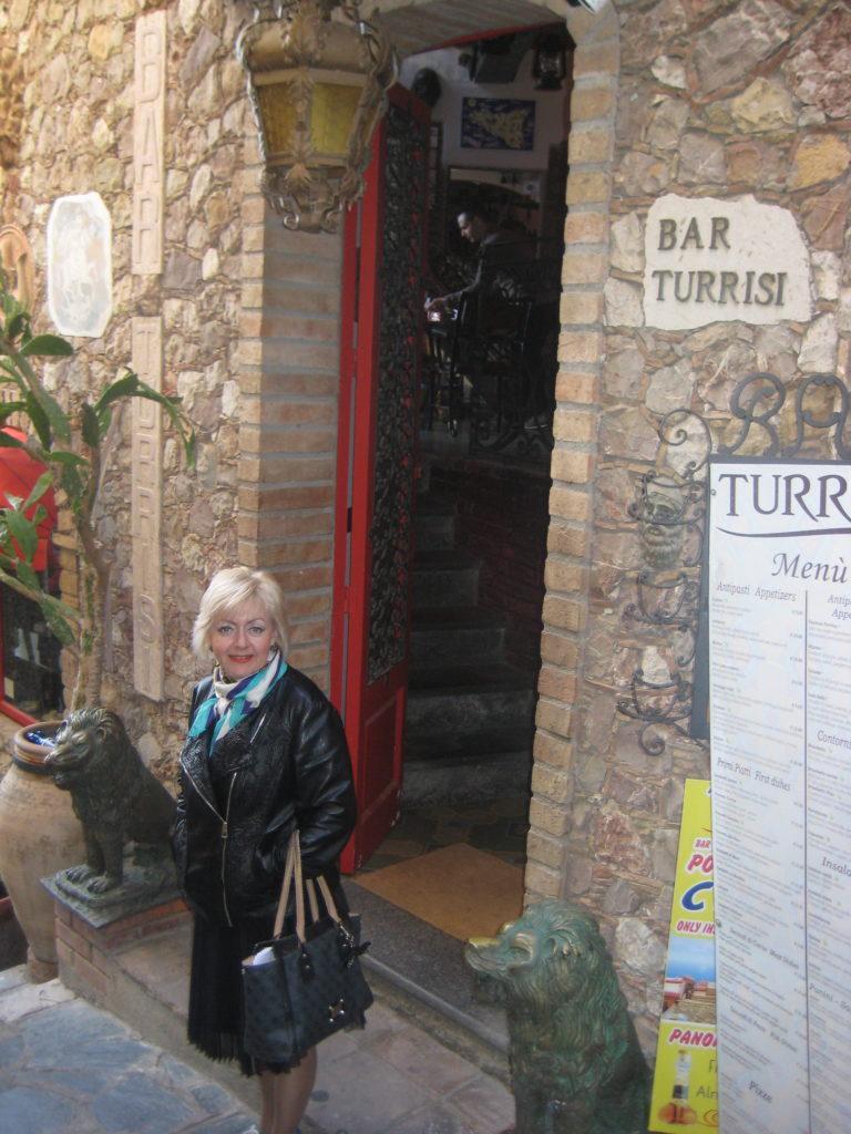 """В Кастельмола. Бар""""Turrisi"""" (Турризи)"""