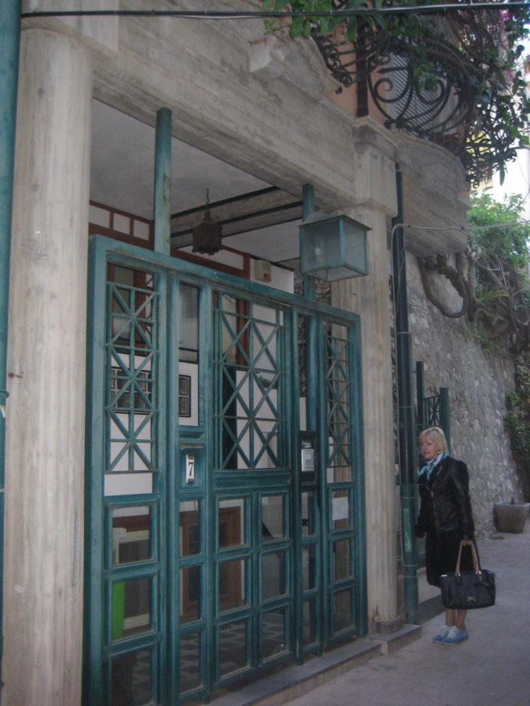 Таормина. Апартаменты Francesca's home
