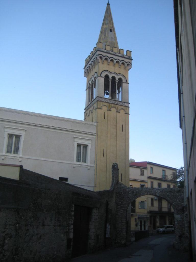Таормина.Церковь на Виа Капуццини.