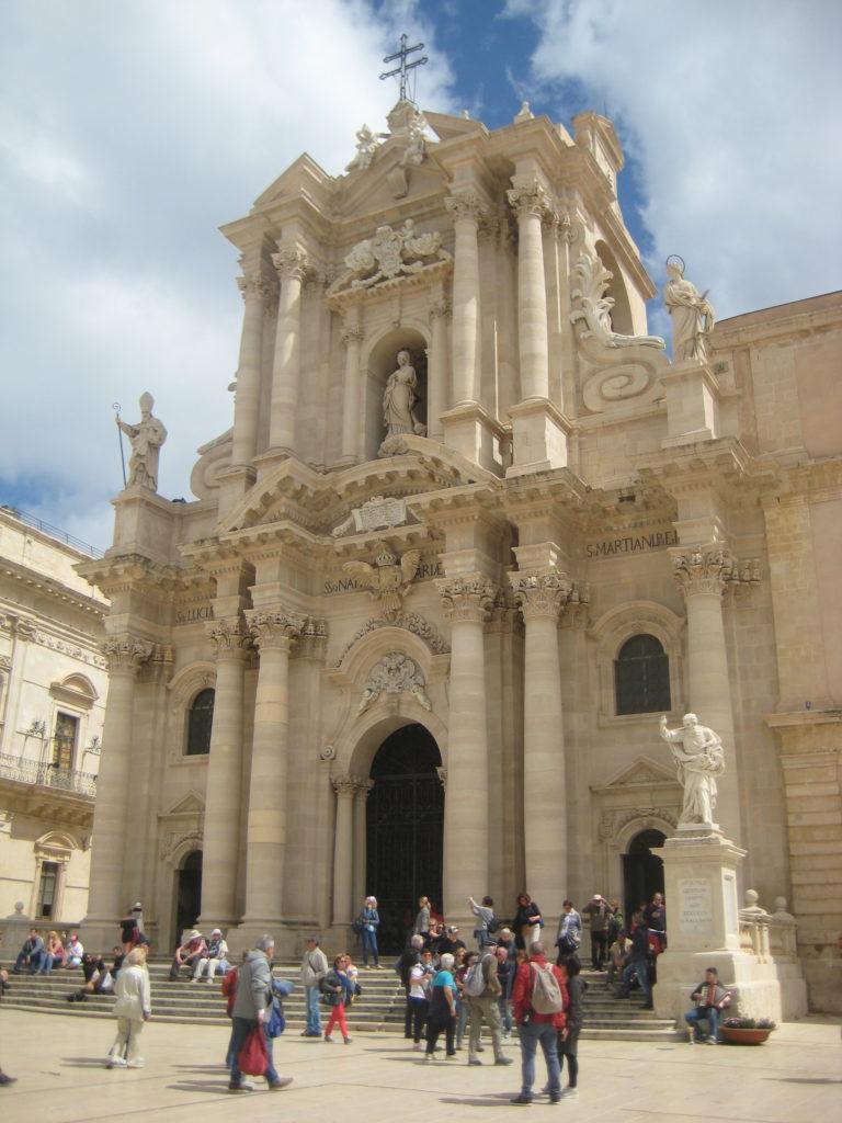 Кафедральный собор Сиракузы (Duomo di Siracusa)