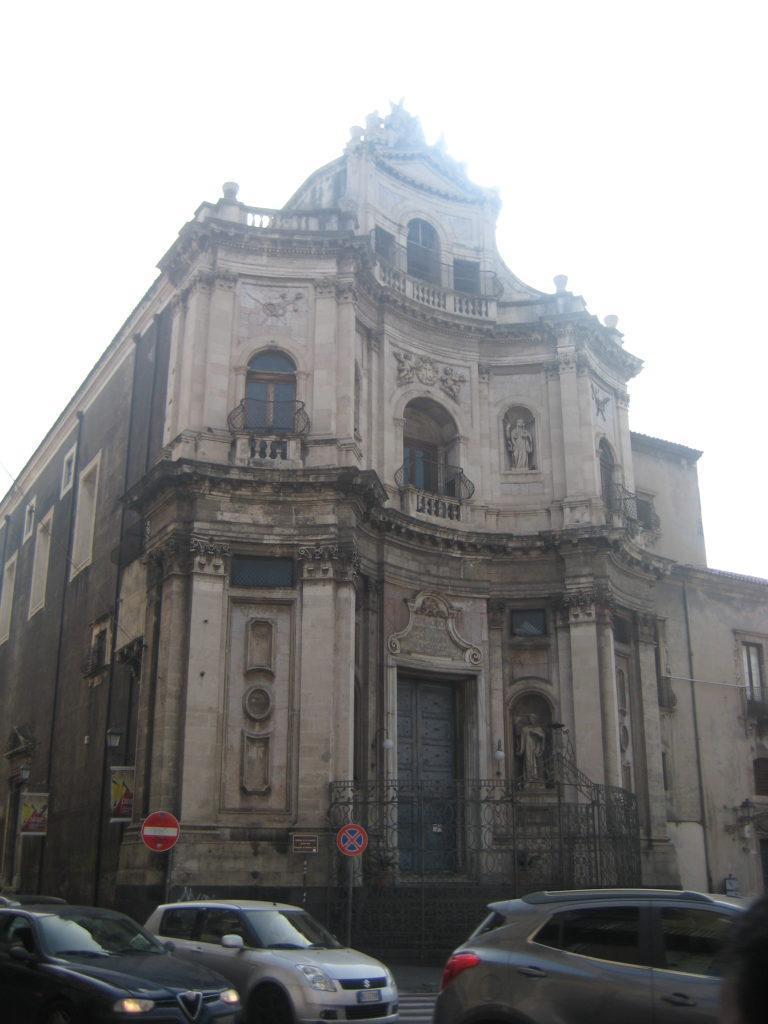 Катания. Chiesa di San Placido