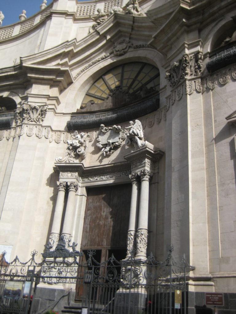 Катания. Badia di Sant Agata