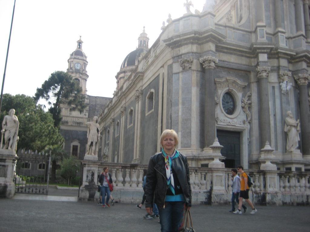 Катания. Кафедральный собор св.Агаты.
