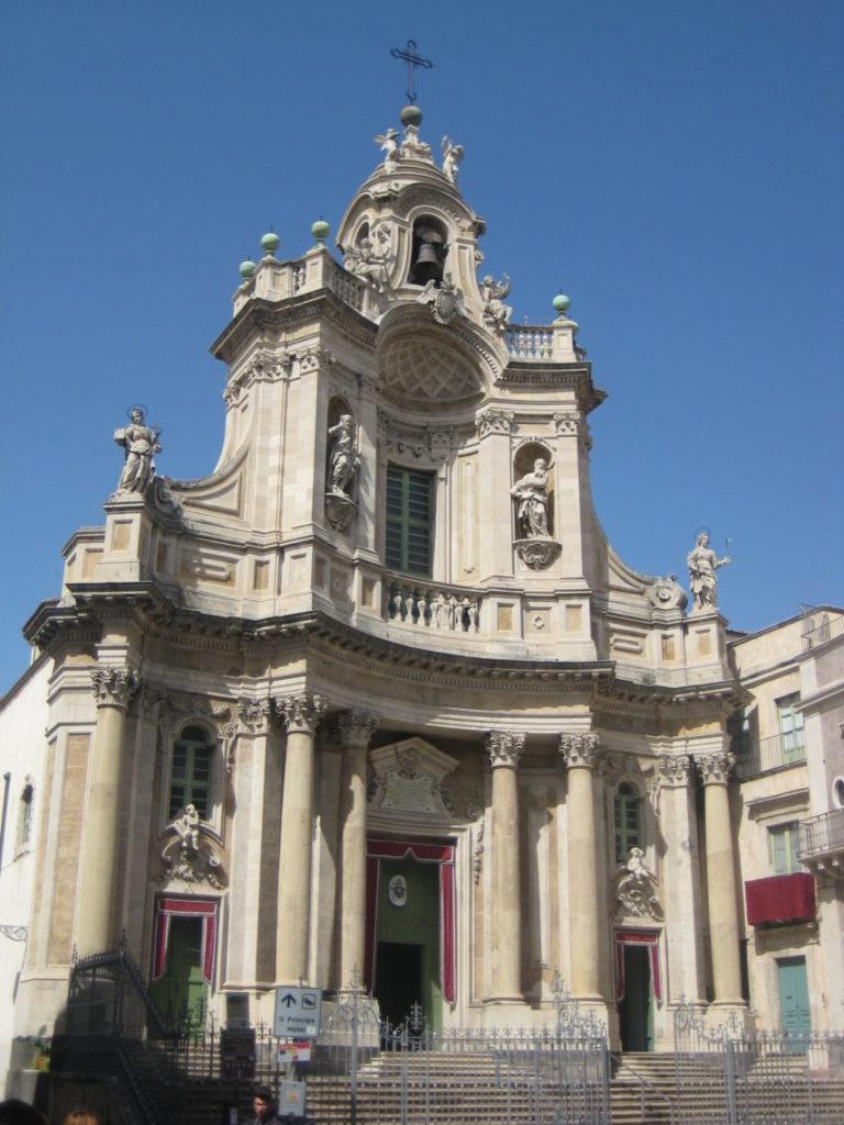 Катания. Basilica Collegiata