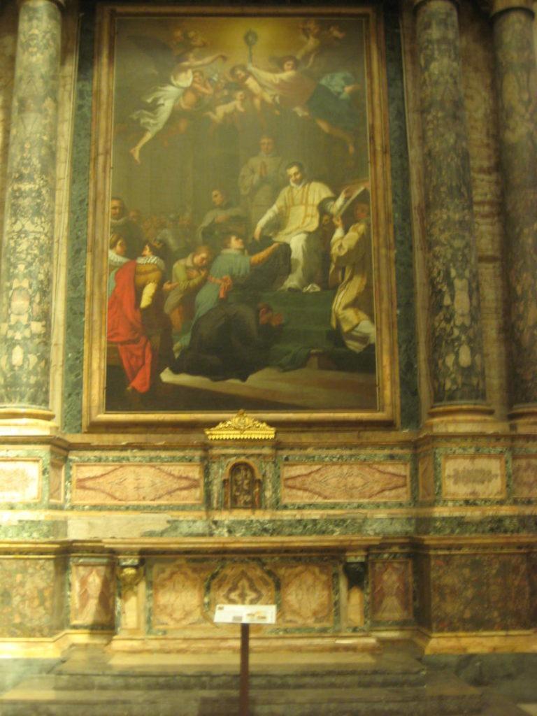 Катания. Chiesa di San Michele ai Minorti.